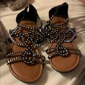 Justice Sandals